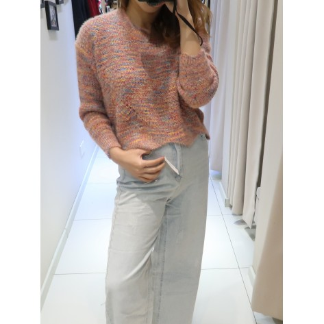 Wenis Colorful Knit
