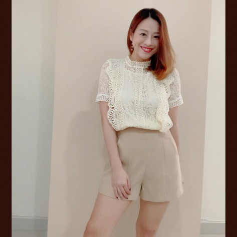 Lacey Blouse